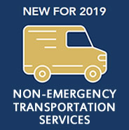 Non-emergency transportation services